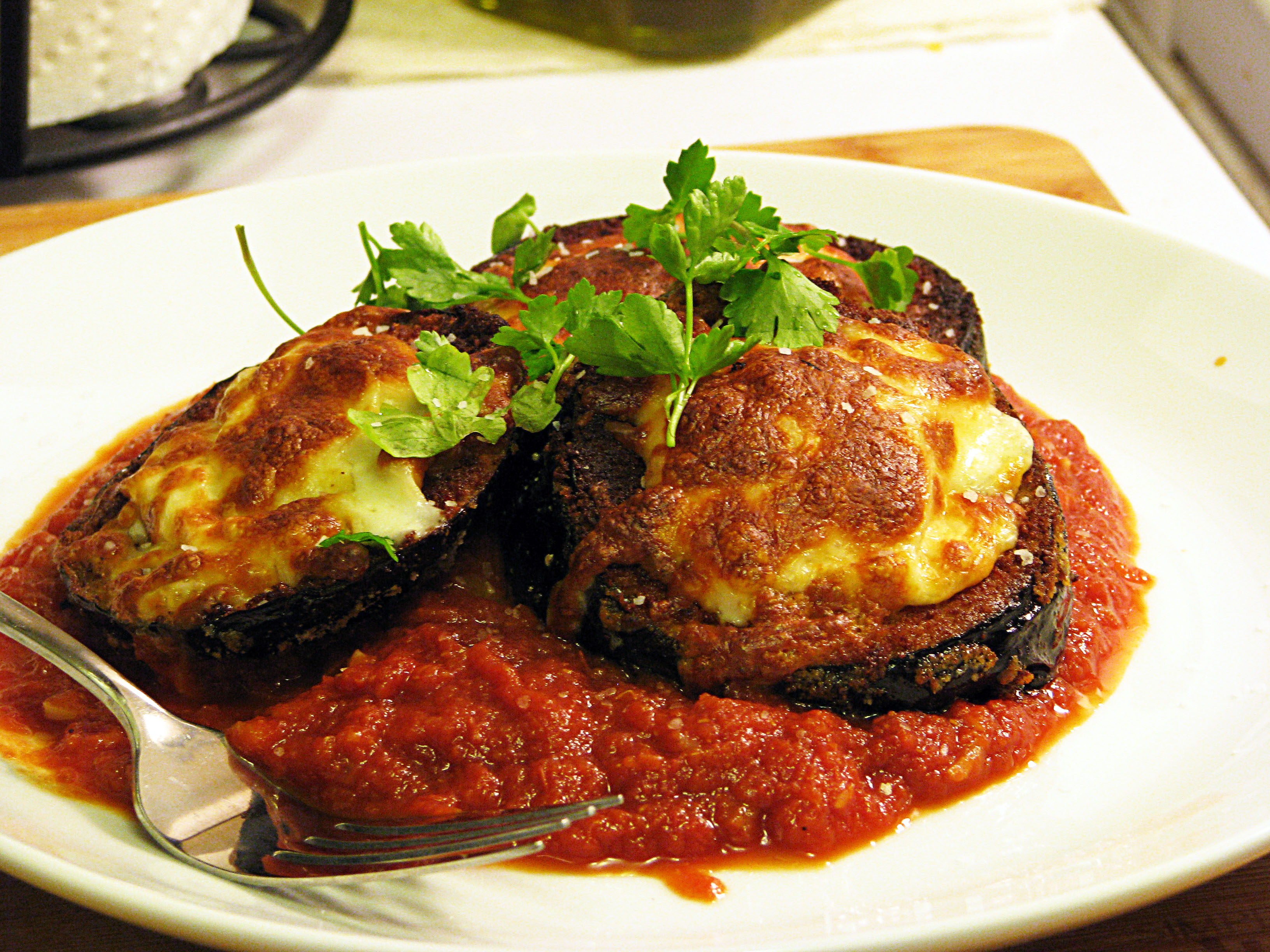 Eggplant Parmesan Recipe with Ontario's Own Sauce | Pure & Simple